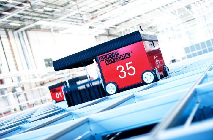 Sportamore köper norsk robotlagerlösning