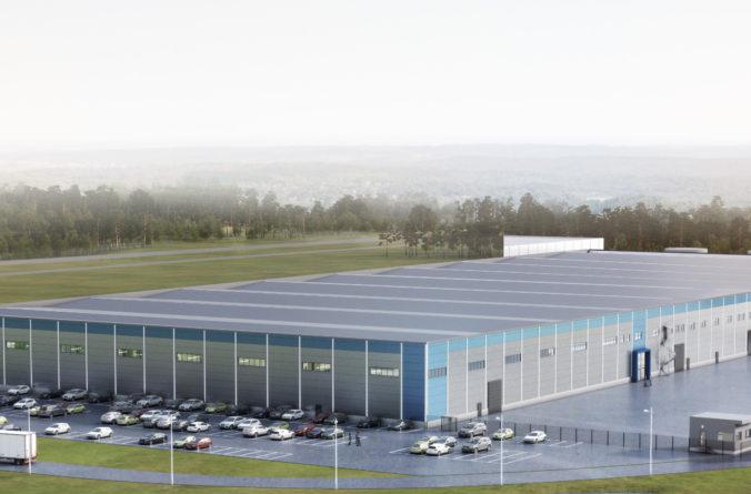 Bockasjö bygger nytt åt Volvo