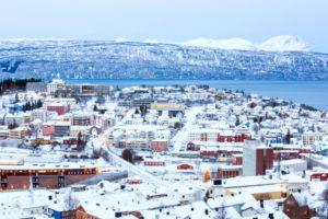 Narvik station moderniseras. Foto: Sweco.