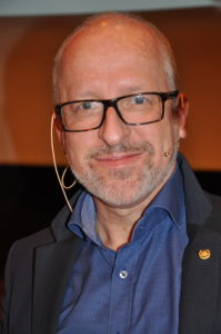 Johan Stahre. Foto: Lena Sonne.