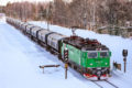 Bristande snöröjning i norr fara för järnvägsanställda
