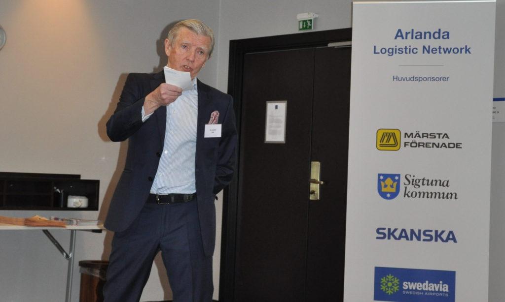 """""""Big Data"""" tema på Arlandaseminarium"""