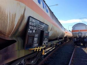 Fler tåg till Karlshamn. Foto: Karlshamns Hamn AB