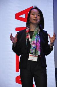 Sheng-Ann Yu från Ericsson. Foto: Lena Sonne.