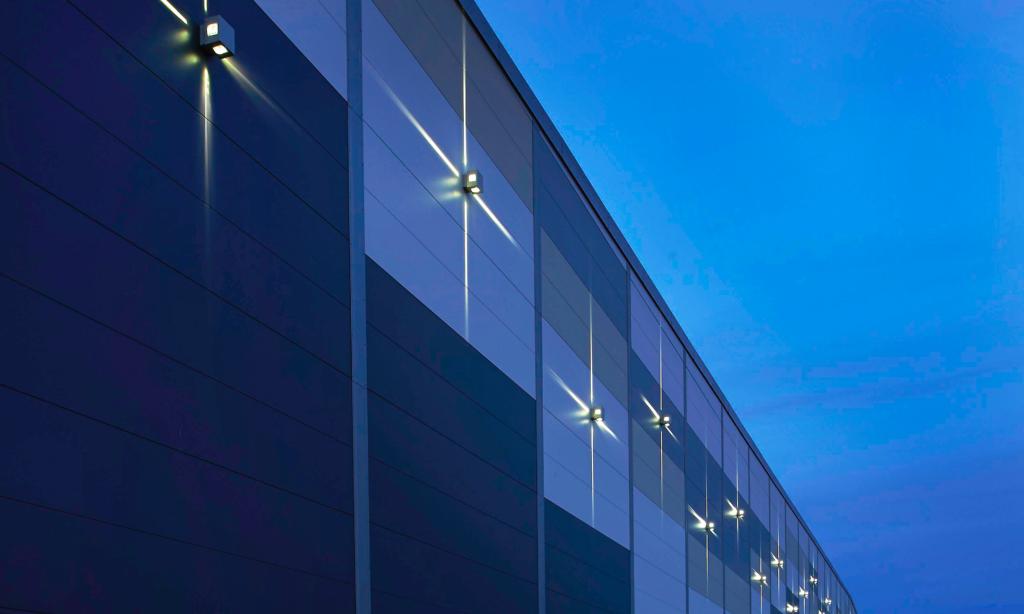 Stjärnklar fasad på Boozts nya jättelager