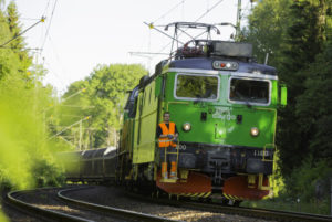 Spårtrafiken varslad om strejk. Foto: Green Cargo.