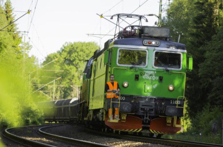Svagt första halvår för Green Cargo