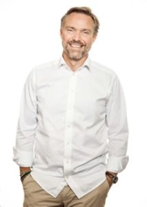Peter Hesslin är ny terminalchef på Postnord. Foto: Postnord.