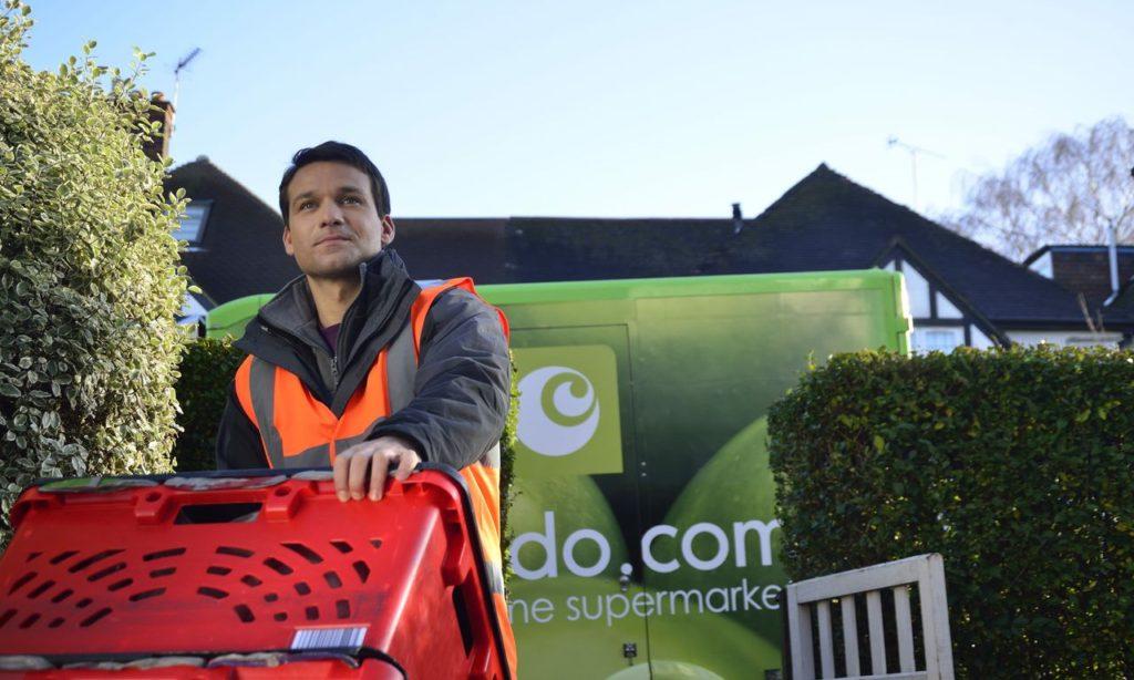 Lönsam online-mat utmanar butikshandeln