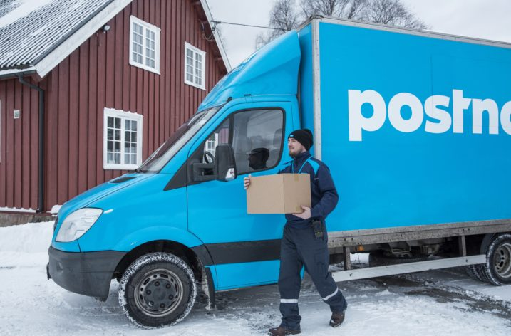 Postnord rustar för Black Friday