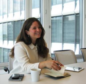 – Vi kommer att halvera våra ledtider i Norden, säger Sigrid Dalberg Krajewski. Foto: Zalando