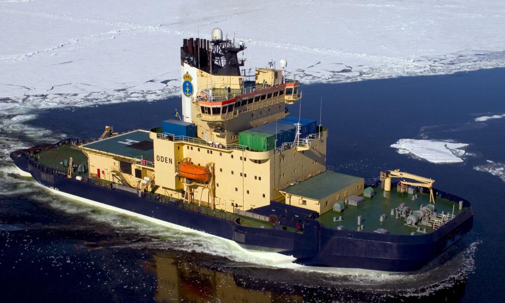 Större isbrytare i framtiden