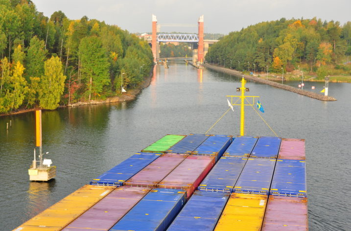 Wallenius ansluter sig till tonnageskatten