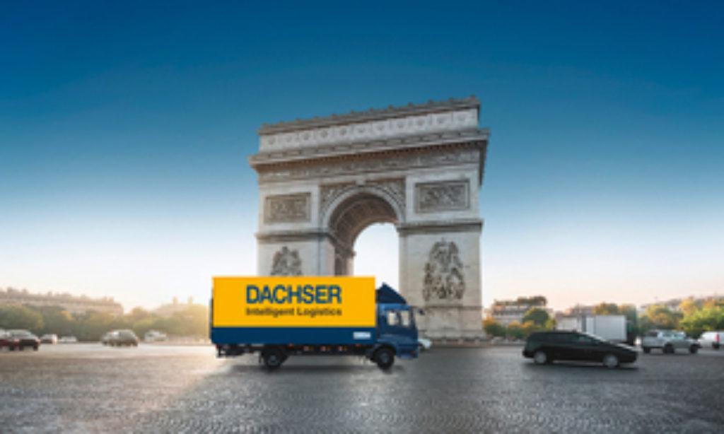 Dachser testar ellastbilar i Berlin och Stuttgart