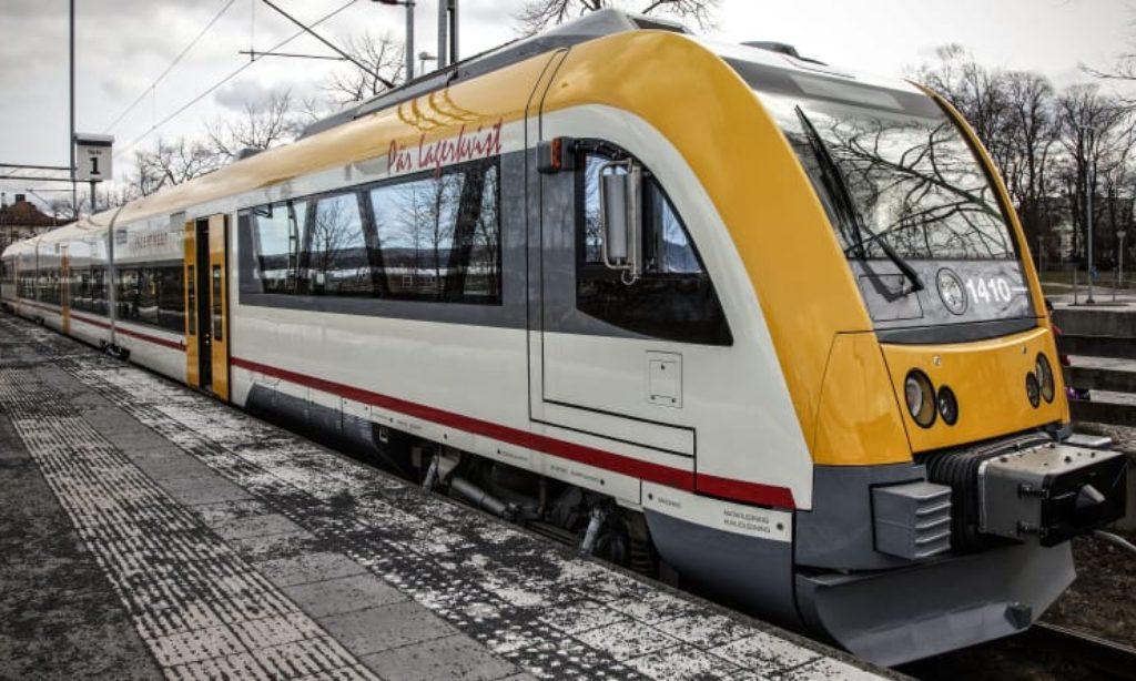 Tågkompaniet tar över Krösatågstrafiken