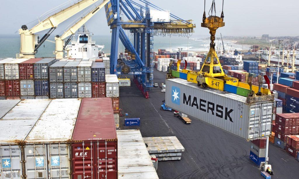 Maersk och IBM vill digitalisera den globala handeln