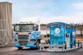 Får stöd för flytande biogasstationer