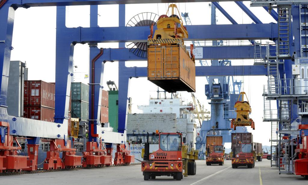 Positivt bokslut för Norrköpings hamn