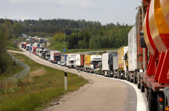 VTI studerar överflyttning från väg