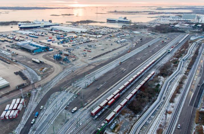 Göteborg leder byggligan