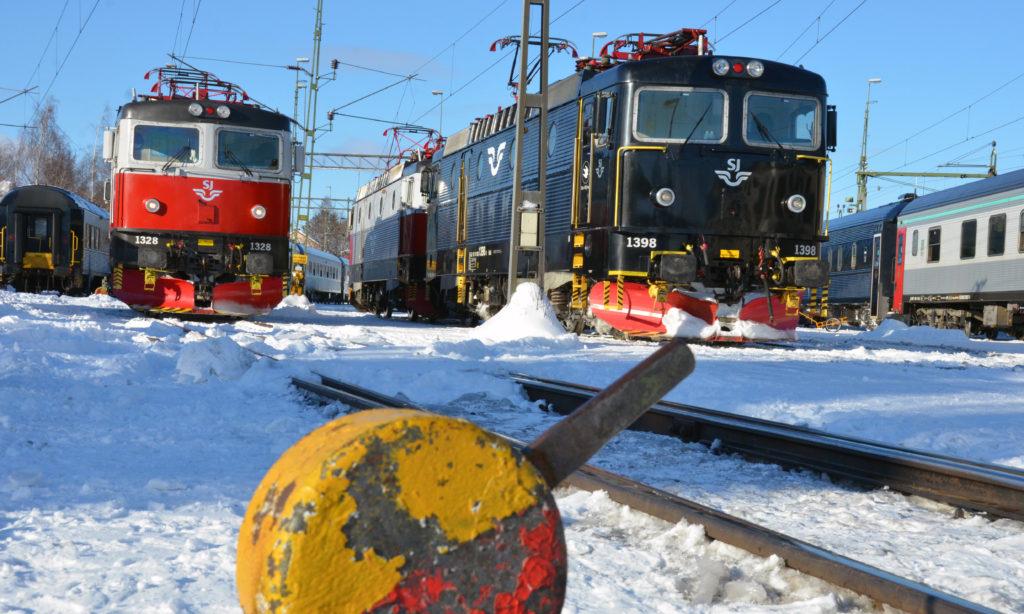 Luleåforskare får patent på slitagemätare för järnväg