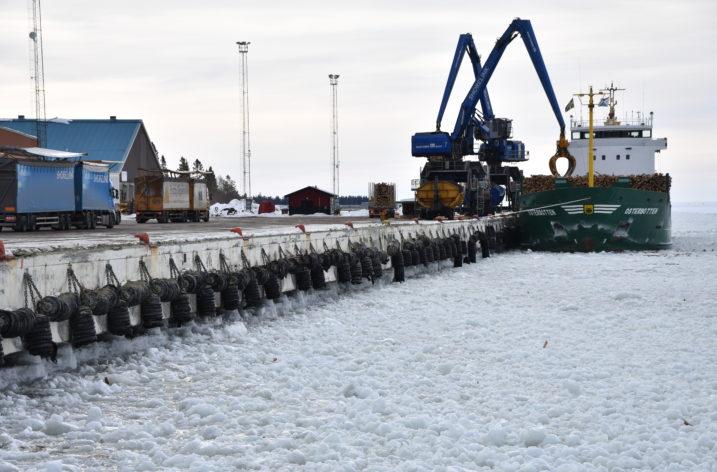 Svårt isläge kräver extra åtgärder