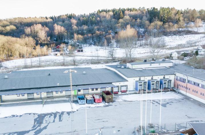 Castellum hyr ut till Postnord i Mölndal