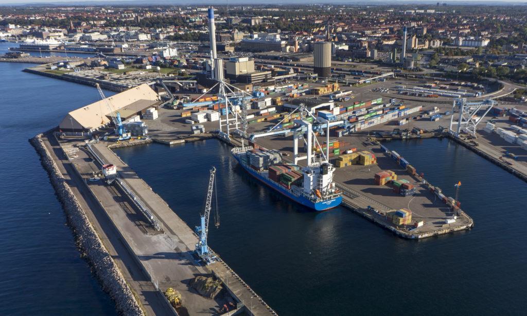 Ny slinga Rotterdam – Göteborg – Helsingborg