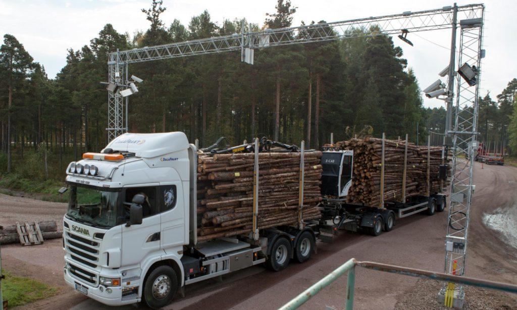 Effektiv logistik:3D-mätning ska öka fyllnadsgraden hos Jysk