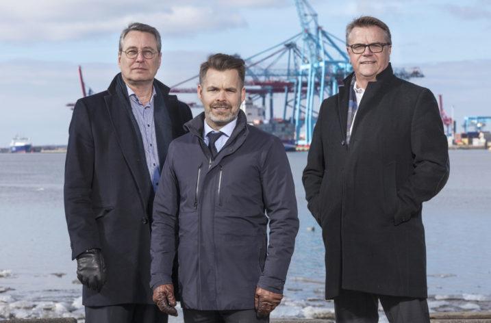 Containerpendel mellan Göteborg och Kristinehamn ställs in
