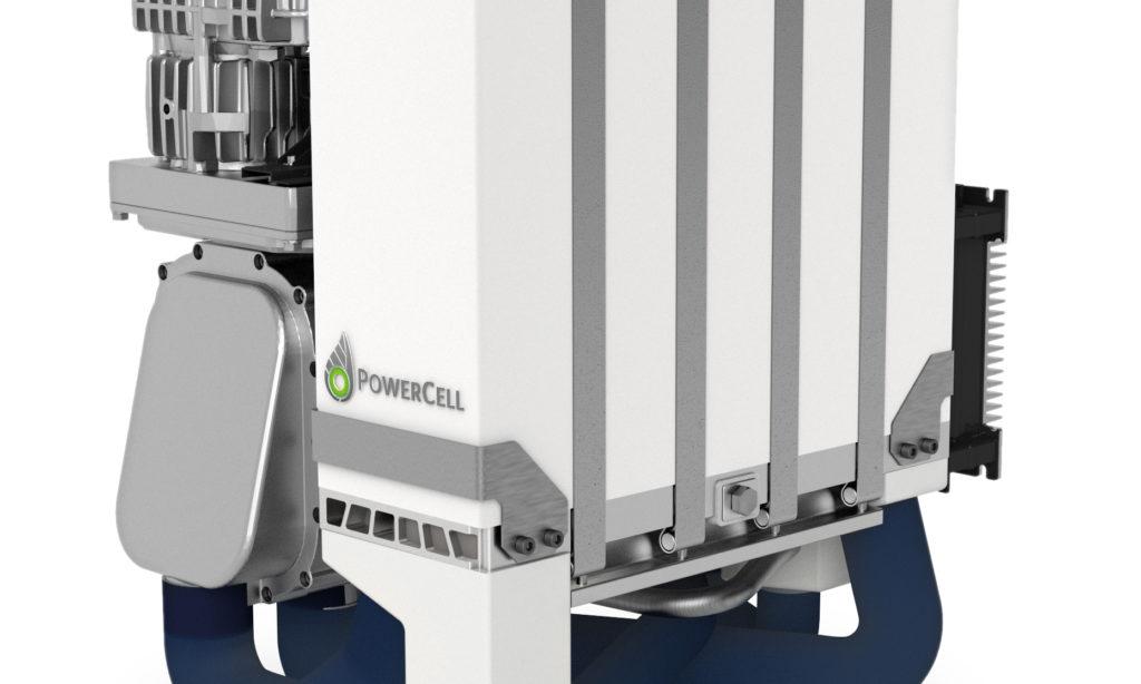 Norsk bränslecellsgenerator godkänd för sjöfart