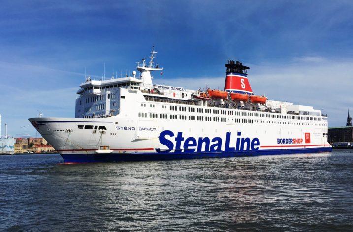 Stena Line stänger fraktlinjen Nynäshamn-Gdynia