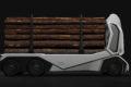Einride lanserar självkörande timmerbil