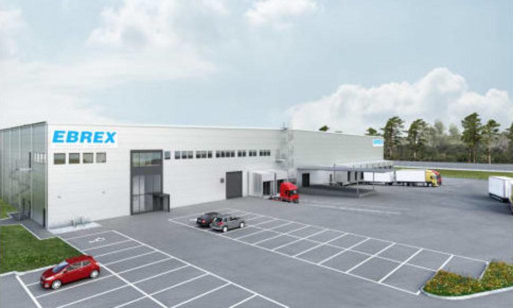 Ford bygger nordiskt reservdelslager i Örebro