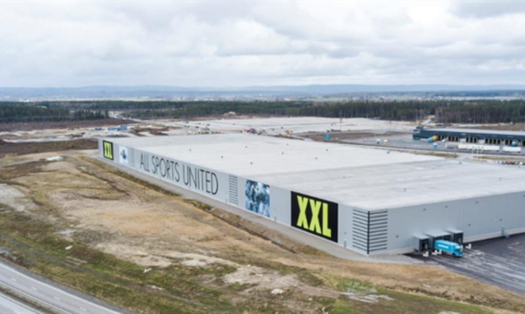 XXLs Örebrolager sålt