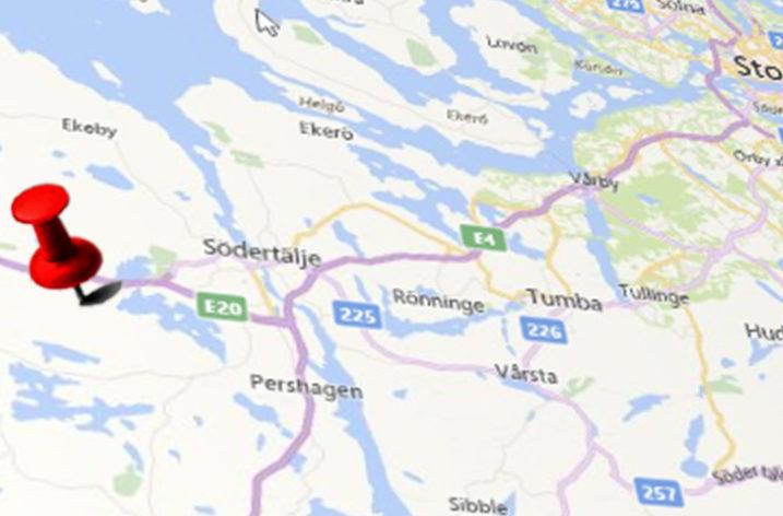 Catena förvärvar 450 000 kvm i Nykvarn