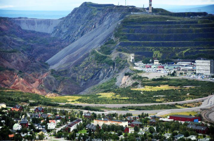 Nytt nummer ute idag: Kiruna – bäst i världen på stadsflyttslogistik