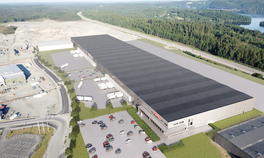 Speed bygger ut rejält i Borås