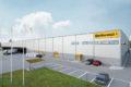 LC bygger åt Continental Däck i Borås