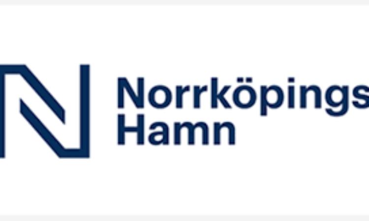 Terminalchef container till Norrköpings hamn