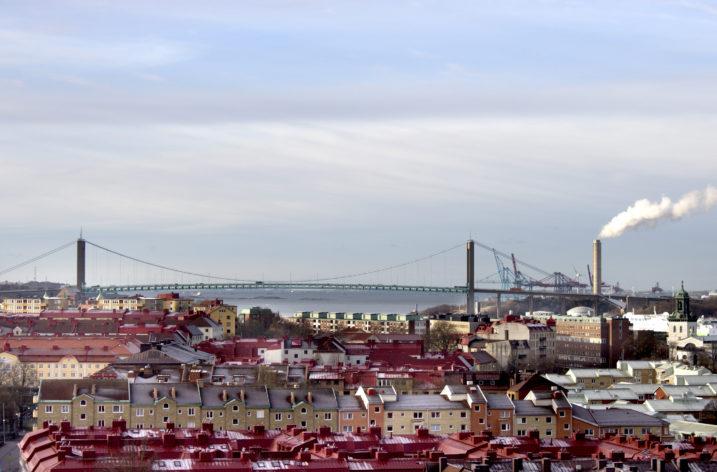 Stor efterfrågan på logistikmark  i Göteborgsregionen