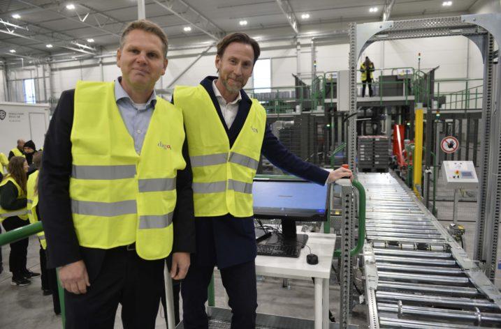 Dagabs nya Jönköpingslager invigt