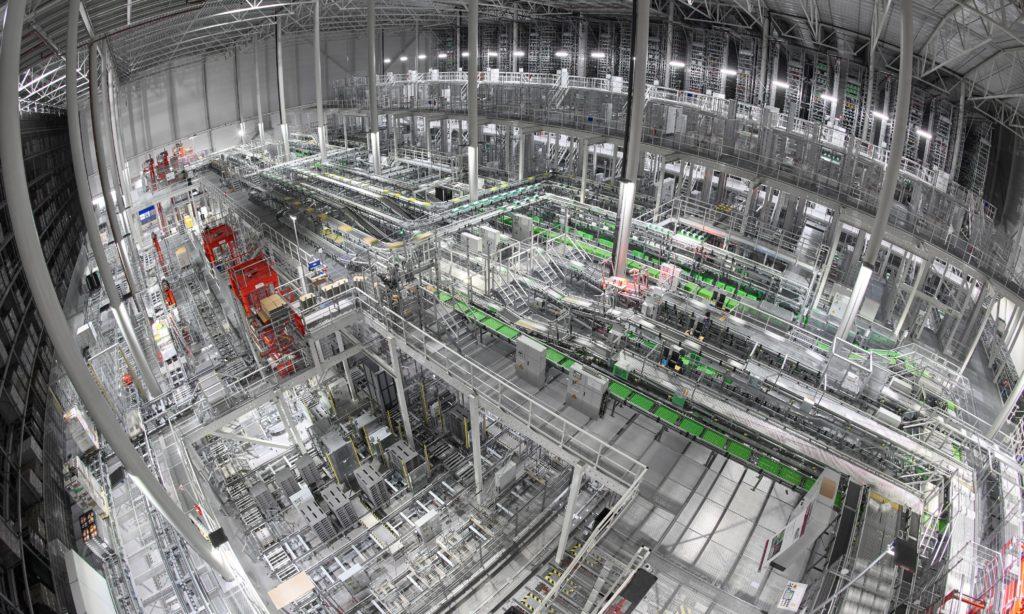 Witron automatiserar Axfoods nya logistikcenter
