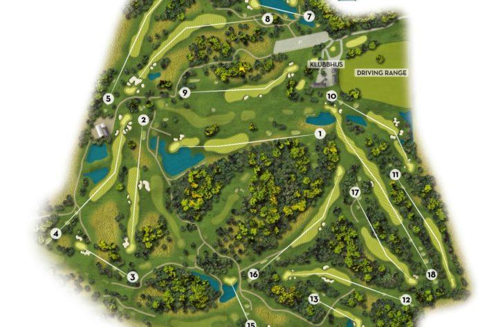 Ica tar över del av golfbanan i Brunna