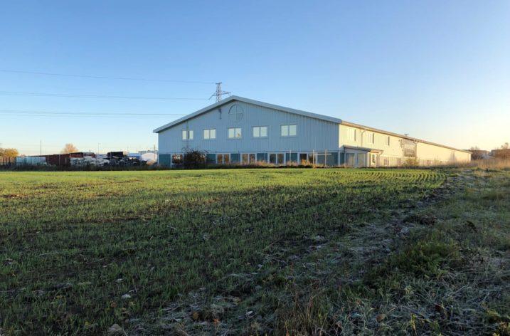 SLP förvärvar lager i Landskrona