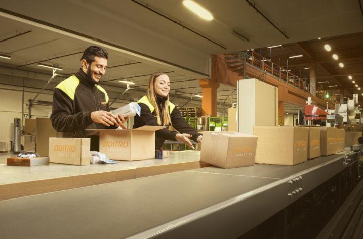 Cervera flyttar till Aditros robotlager i Arlandastad