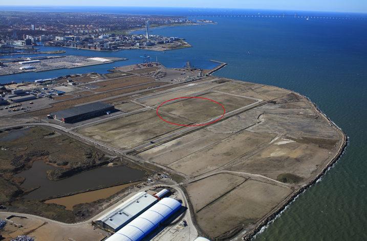 MG Real Estate köper tomt i Malmö hamn