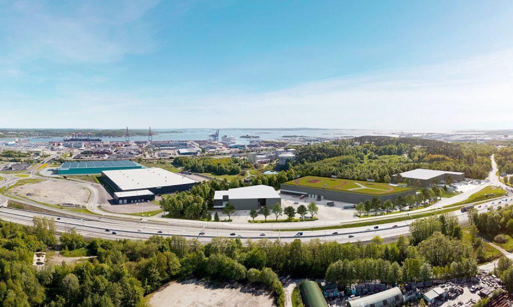 Ica Fastigheter köper sitt e-handelslager av NCC