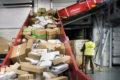 Paketrekord för Postnord – en miljon paket på ett dygn