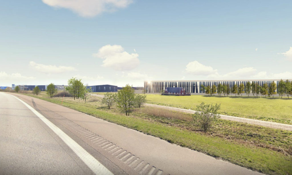 Södervidden bygger 45 000 kvm lager i Åstorp